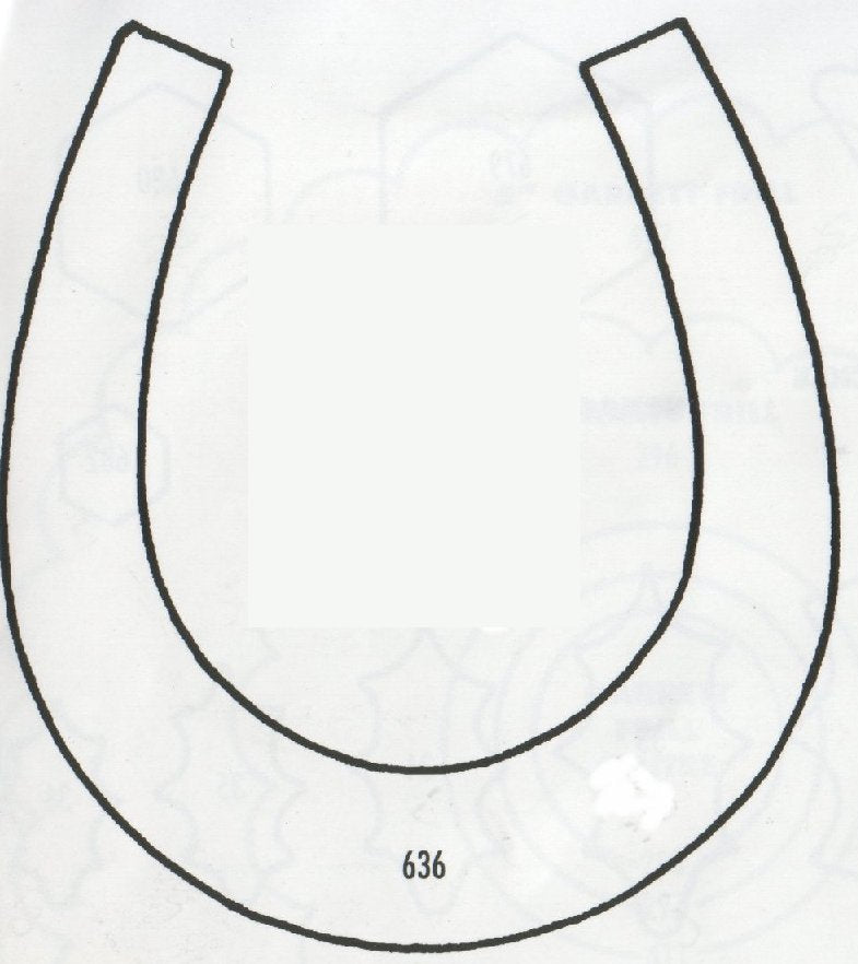 Horseshoe 636 (85mm) TinkerTech Two Cutters
