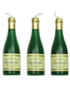 Champagne Candles PME