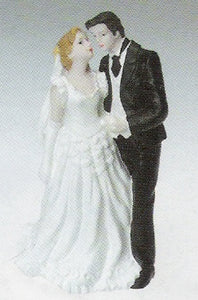 Wedding Topper - Bride and Groom - WP214