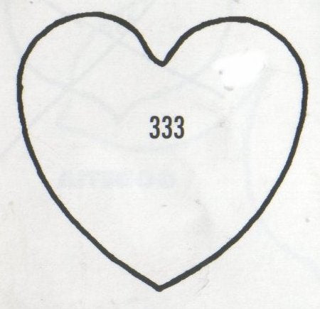 Heart 333 (35mm) TinkerTech Two Cutters