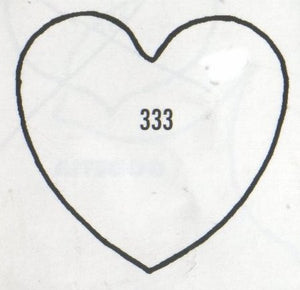 TinkerTech Two Cutters - Heart 333 (35mm)