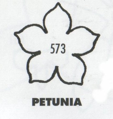 Petunia 573 (23mm).  TinkerTech Two Cutters