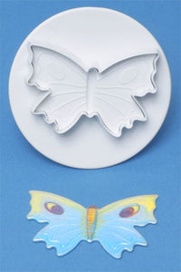 PME Cutters - Butterfly. Veined Plunger Cutter. Large 60mm
