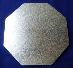 Drum Cake Board - Octagonal