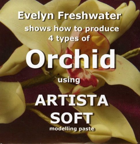 DVD Orchids Using Artista Soft
