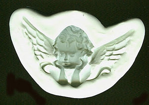 Diamond Paste Moulds - Cherub Medium  60mm x 35mm