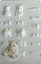 Cel Teddy Moulds (ISAC)