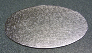 "Cut Edge Card Oval 6"" x 4"""