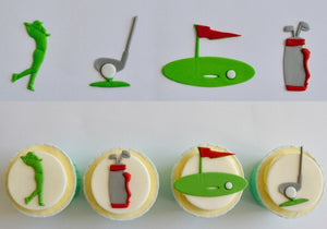 FMM Cutters - Hole in One Golf set