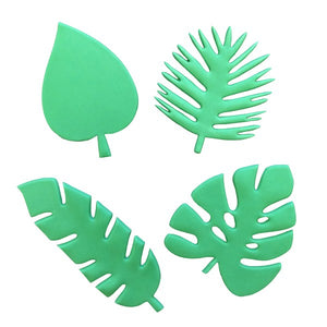 FMM Cutters - Totally Tropical Leaves.  Setof 4