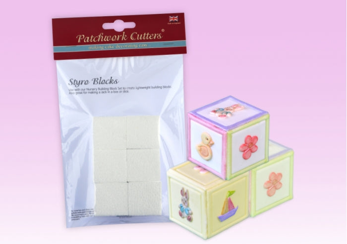 Patchwork Cutters - Styro Blocks