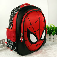 "SAC A DOS 3D ""SPIDERMAN"""