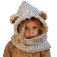 bonnet-enfant-animal-qualité tricot-chaud