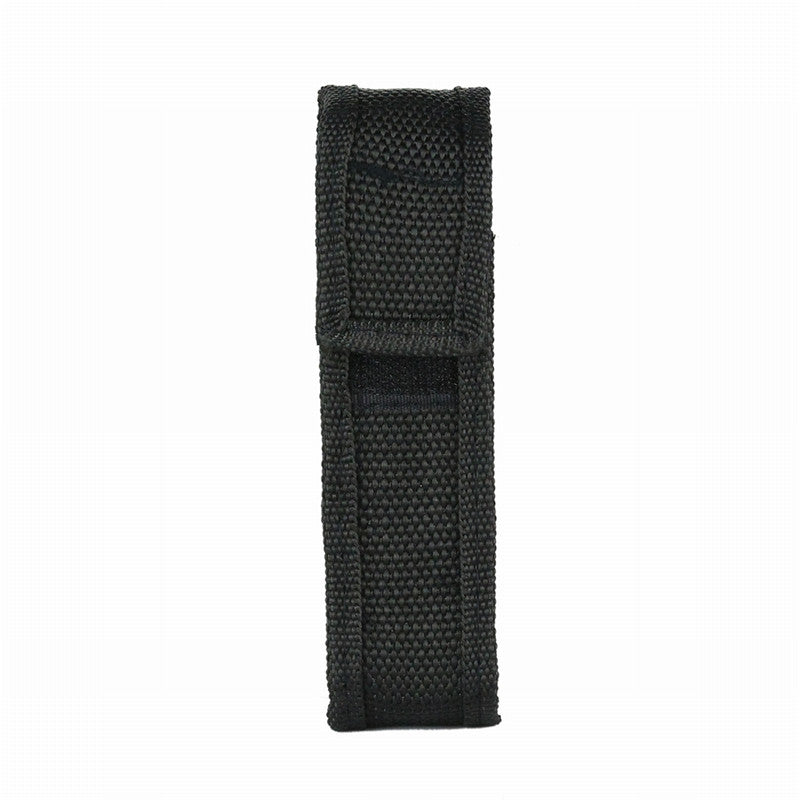 Tactical Molle Nylon Flashlight Holster