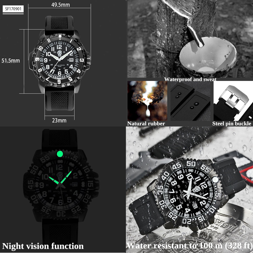 Special Forces Survival Watch