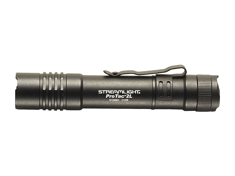 Streamlight ProTac® 2L | Waterproof, 3 Light Modes, Batteries and Holster Included