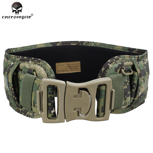 Camouflage Battle Belt