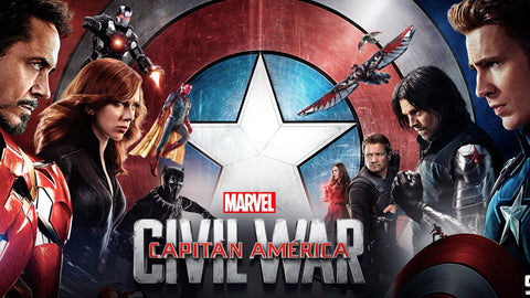 Captain America: Guerre civile (2016)