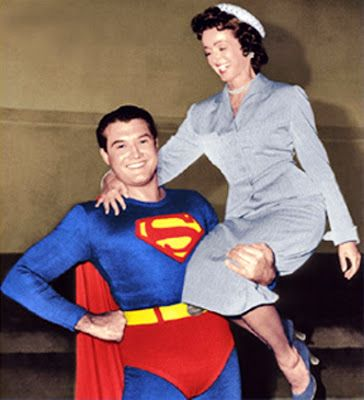 Noel Neill Superman de George Reeves