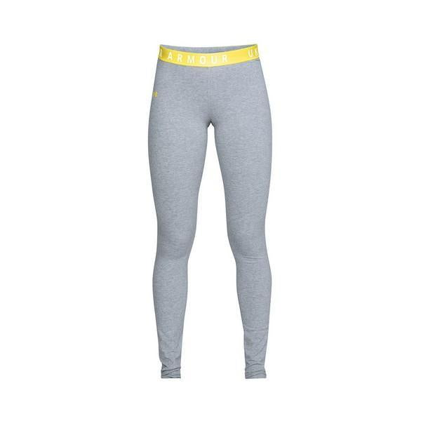 Leggings de Sport pour Femmes Under Armour 1311710-035 Gris