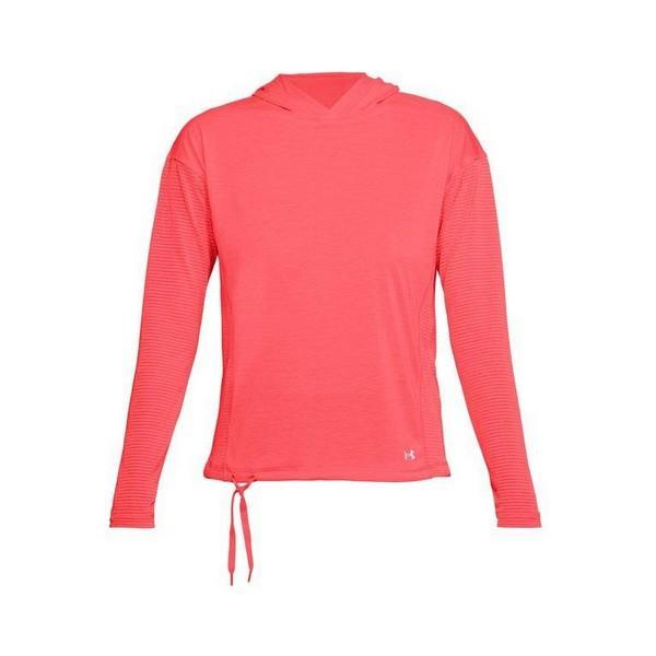 T-shirt à manches longues femme Under Armour 1320799-819 Corail