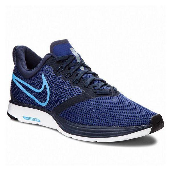 Chaussures de Running pour Adultes Nike Zoom Strike Blue marine