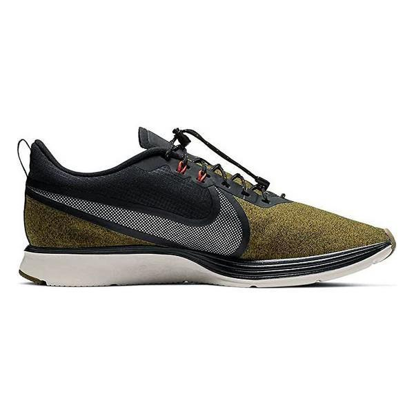 Chaussures de Running pour Adultes Nike ZOOM STRIKE 2 SHIELD Gris Vert