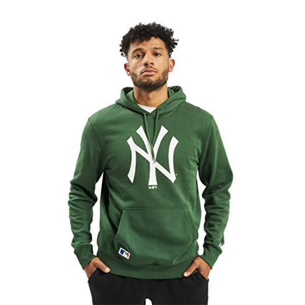 Sweat à capuche homme Ny New Era MLB SEASONAL TEAM Vert