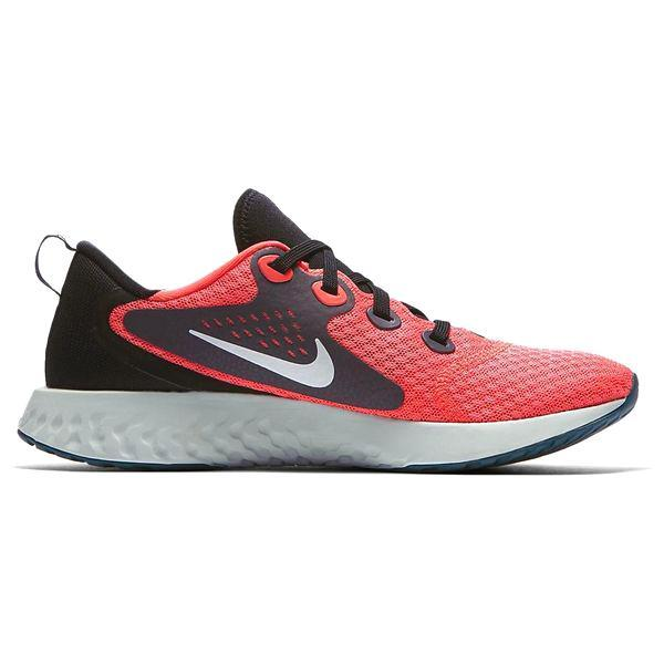 Chaussures de Running pour Adultes Nike REBEL REACT Noir Rouge