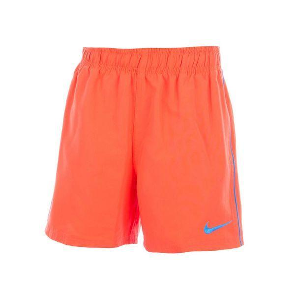 Short de Sport pour Enfants Nike Ness8675 618 Orange