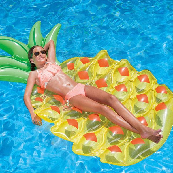 Matelas Gonflable Ananas 115829