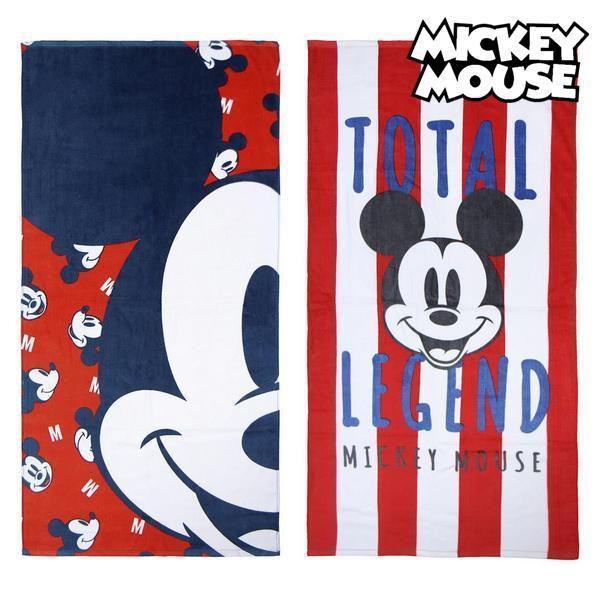 Serviette de plage Mickey Mouse 73862
