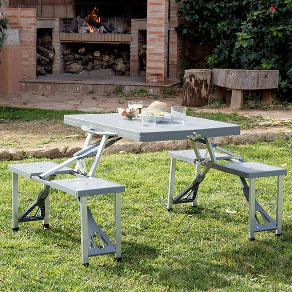 Table Pliable de Camping