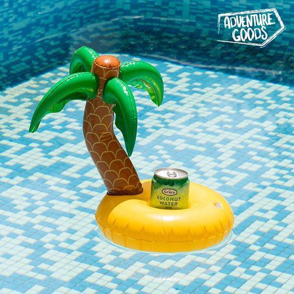 Support Gonflable pour Canettes Isla Palmera Adventure Goods