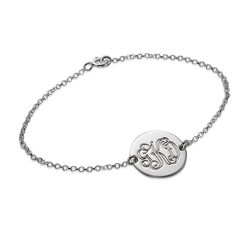 Personalized Bracelet - Monogram