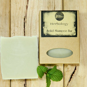 Limited Edition Herbology Shampoo Bar
