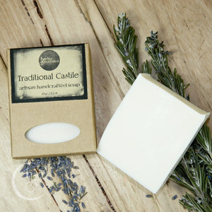 Traditional Castile Soap