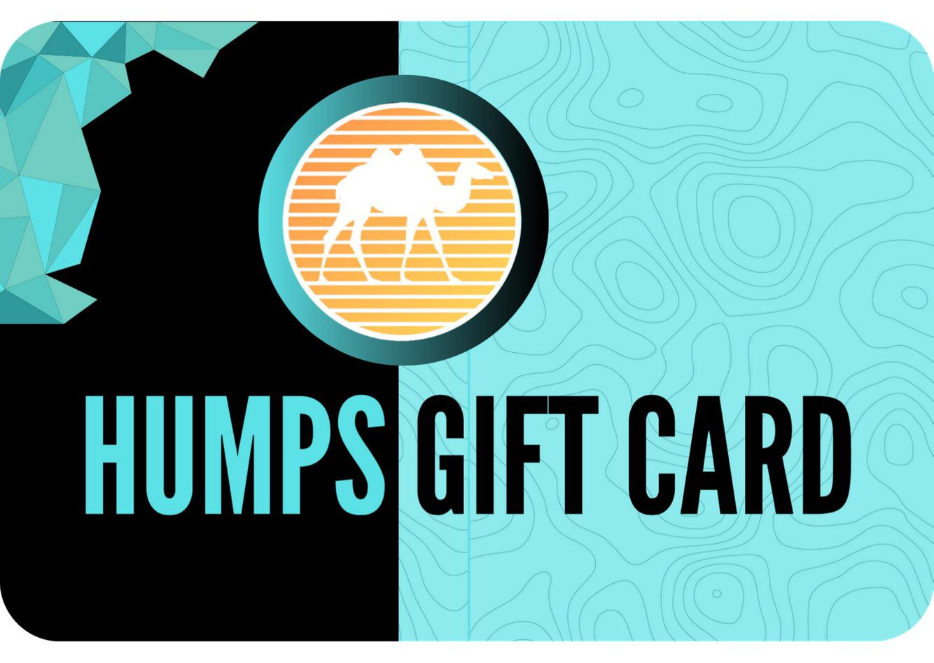Humps Gift Card
