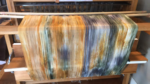 Examples of Warp Dyeing Styles