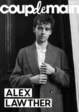 Zine #14 - Alex Lawther