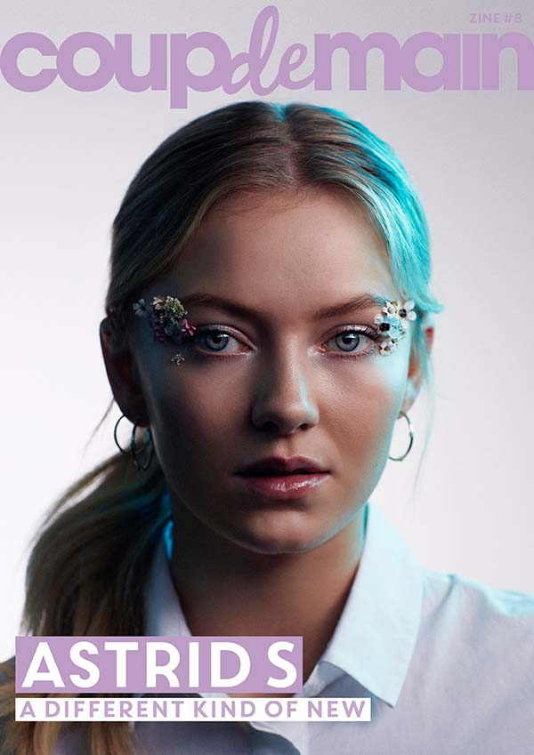 Issue #22 - Astrid S zine