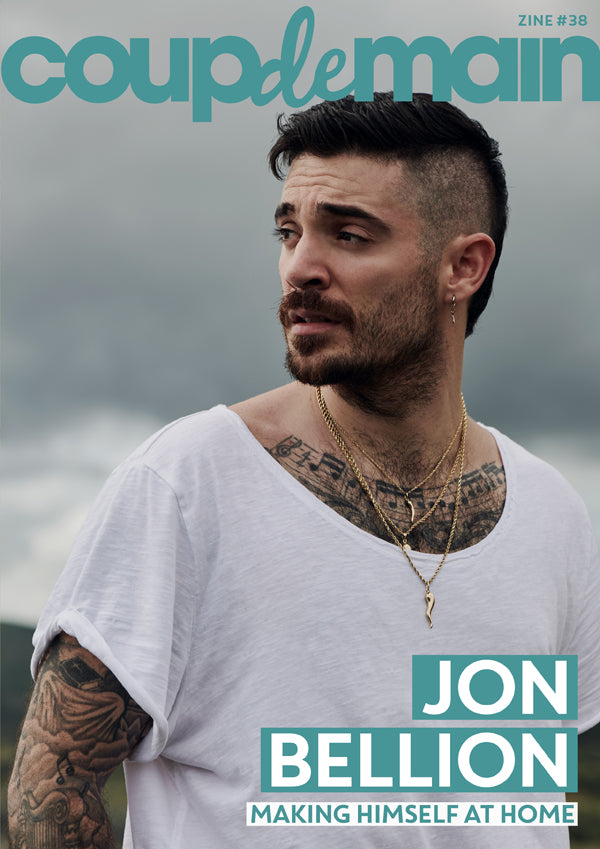 Zine #38 - Jon Bellion