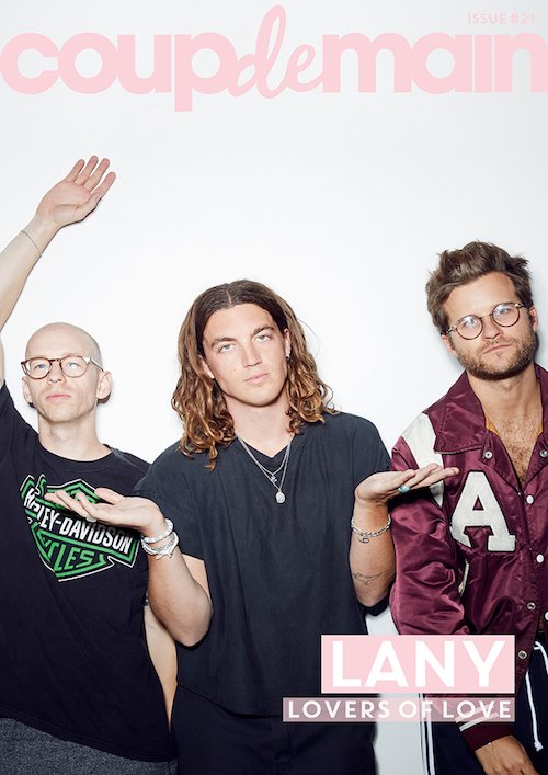 Issue #21 - LANY zine