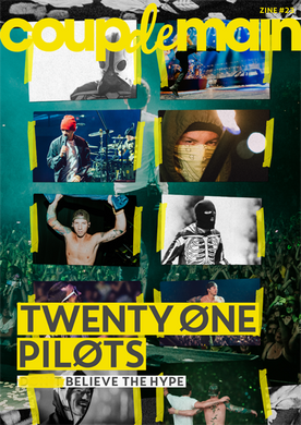 Zine #23 - Twenty One Pilots