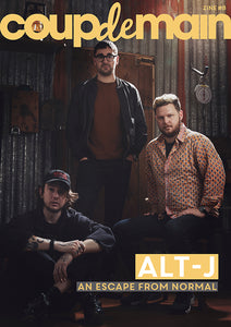 Issue #23 - Alt-J zine
