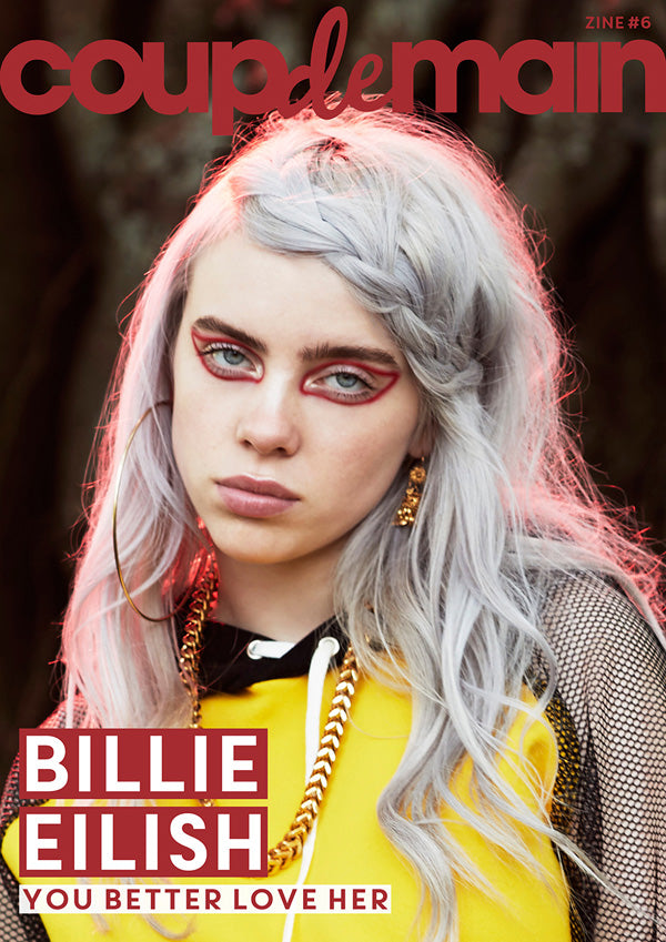 Zine #6 - Billie Eilish