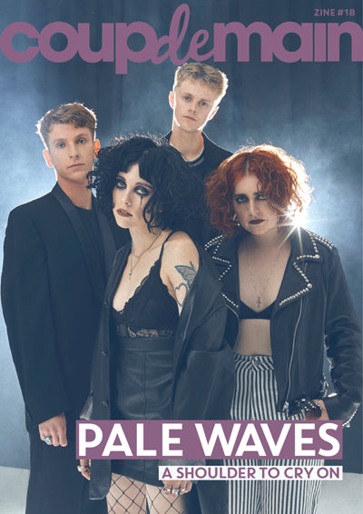 Zine #18 - Pale Waves