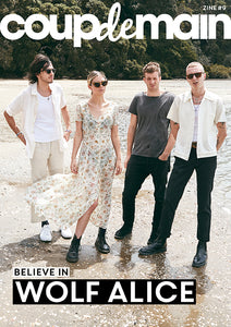 Issue #23 - Wolf Alice zine