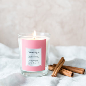 Did you try Apple Heaven soy candle yet?