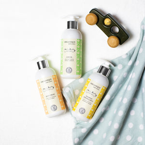 What ingredients are inside Baby & Kids products?
